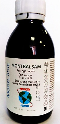 Montbalsam antiage